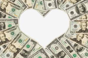Love-heart-Money