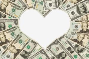 Love-heart-Money
