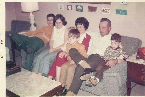 Burson Family