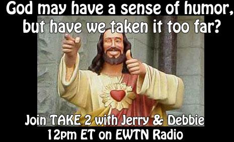 buddy jesus?w=820 have we taken jesus humor too far? take 2,Buddy Jesus Meme