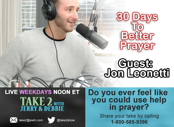 30 Days To Better Prayer