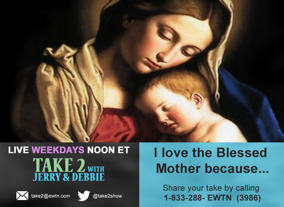 5-17-18 Blessed mother