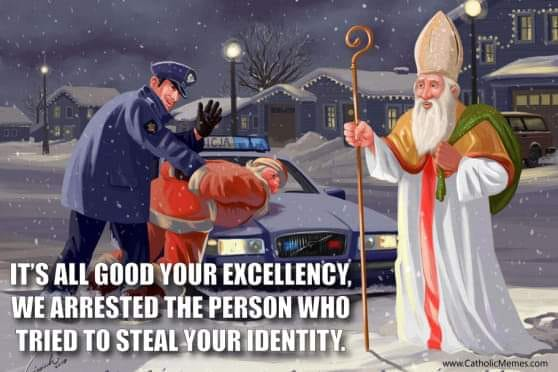 Santa Imposter