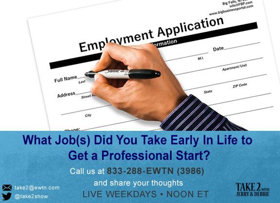 T2- 01-9-19- First jobs