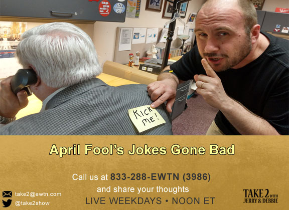 T2- April 1-2019- Joke-fool