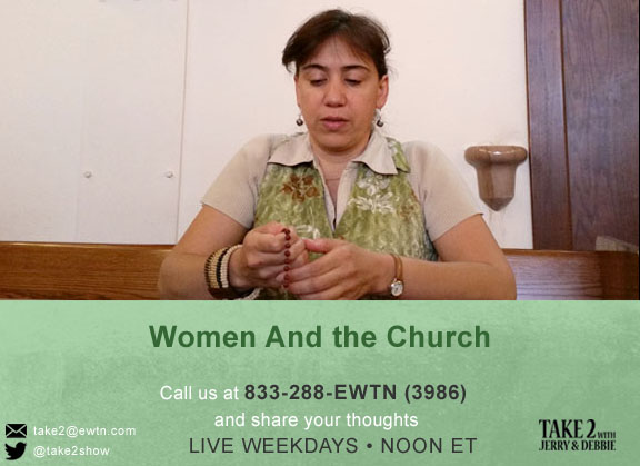 T2- April 16-2019- Women-Church